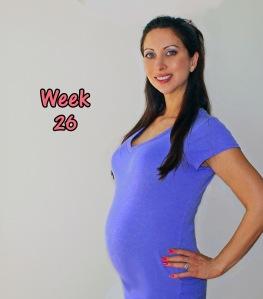 26 Week Bump