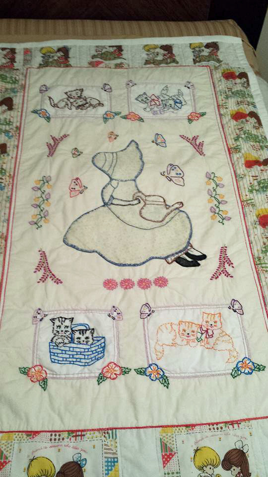 My Childhood Blanket After