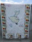 My Childhood Blanket Before